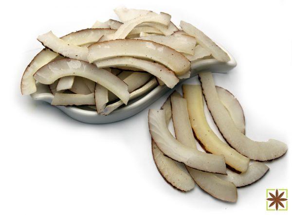 Buy Coconut Sliced