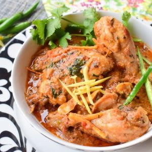 Chicken Karhai Masala
