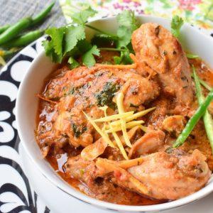 Chicken Karhai Masala
